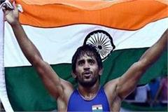 bajrang punia won gold medal