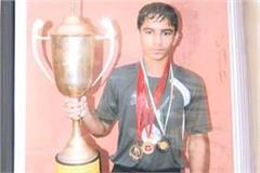 amit panghal from rohtak won silver medal in commonwealth games
