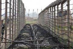 laser walls on india pak border in punjab