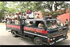 home guard personnel display against demands arrested