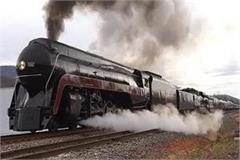 people will enjoy rail journey from steam engine from august 15