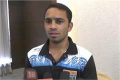 amit pangal medalist is satisfied with sports policy of government