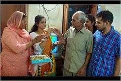 haryana daughter anu gets get scend rank in upsc exams