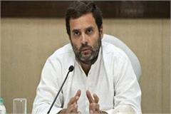 rahul saddens varanasi accident appeals for help from workers