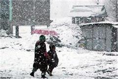 shimla high field snowfall