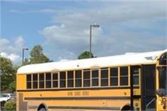 schools buses running on the rules innocent fighting between death and life