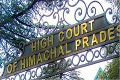 shimla kalka nh on illegal construction to official employee on run case