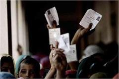 impact of rising heat and evm on poor voter turnout