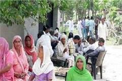 people on the third day of the attack including dalit community
