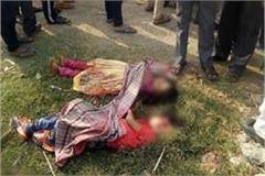tractor kills auto rickshaw injures 2 children dead accident