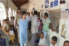 collector at seth govind das hospital