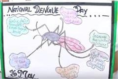 national dengue day 2018 awareness rally outlined in