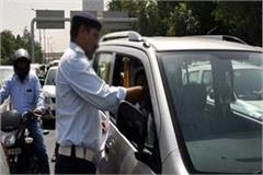 uttarakhand dgp s car had to take children away from school