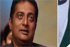prakash raj attack on pm modi about karnataka