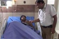 two students have attempted suicide after failure of exams
