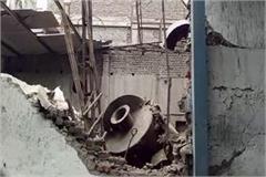 boiler blast in dlf industrial area