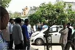 the city council organized the encroachment campaign