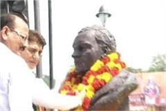 rajiv gandhi s 25th death anniversary raj babbar