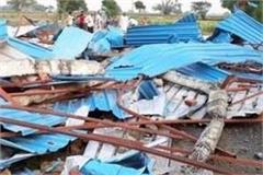 two people die in madhya pradesh for storm