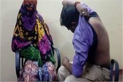 10 unknown people committed gangrape mangajarara hostage beating