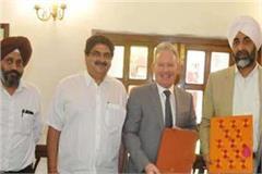 british company to set up 10 bio gas and bio cng plants in punjab