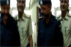 policemen obscene joke video viral