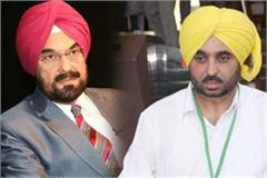 without star campaigner s shahkot sub elect will fight aap