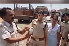 police takes practice for farmer s protest in mandsaur