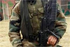 spo missing with rifle in baramula