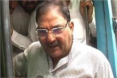 inld jail bharo agitation abhya and dushaynt chautala surrendered