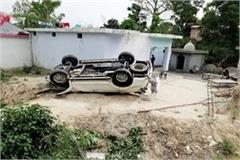 baduukhar car crashed 1 killed