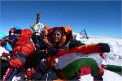 at the age of 53 the first woman to win everest is sangeeta behl