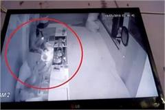 thieves took away 20 kg of silver 200 grams of gold from jewelery shop