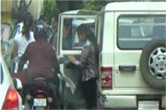 bdpo sahib ki laden in government car