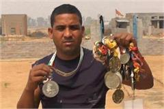 this player of haryana forced to wage despite being a national champion