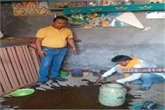 police and excise department of raids in mahamam