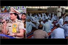 khap panchayats meeting for arrest sho saroj bala