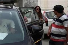 surveen chawla reached hoshiarpur in fraud case