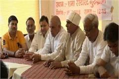 ruckus after statement of yati narasimhanand saraswati