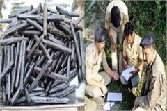 police get big success 2 arrested with hashish