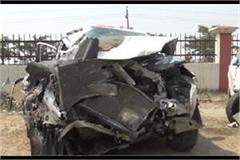 three killed in sonepat accident