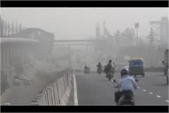who gave silver medal to faridabad in pollution case second in country