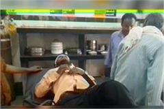 attack on nsui secretary in jabalpur college