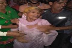 one killed in firing in kalka