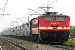 delhi ambala railway line closed