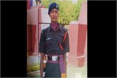 soldier died in accident