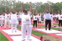 international yoga day in haryana