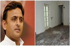 five member team to investigate damage in akhilesh bungalow