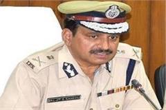 police guard on the agitation of farmers bs sandhu