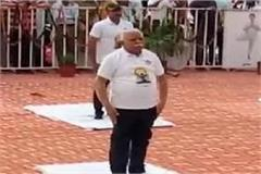 yoga international yoga day jhajjar